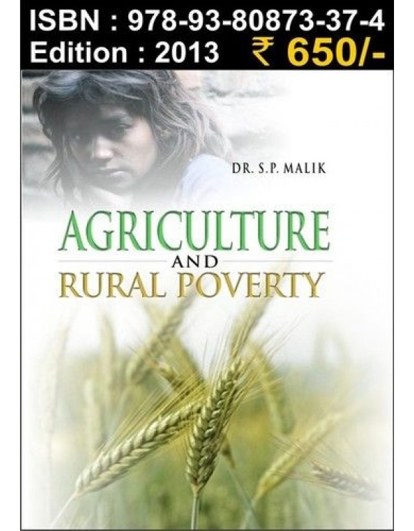 Agriculture and Ruler Poverty